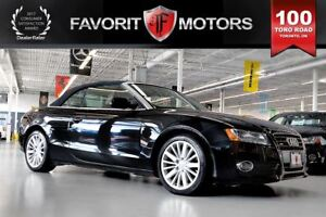 2010 Audi A5 2.0T QUATTRO CONVERTIBLE | NAV | BACK-UP CAM