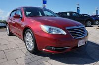 2012 Chrysler 200 Touring! Guaranteed Approval!