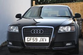 Audi A6 TDI SE #SAT NAV# first rgegistered 2010 on a 59 plate stunning car fine example