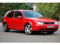 2003 Volkswagen Golf 1.8 T GTI 3dr+JUST SERVICED+READY TO DRIVE AWAY TODAY+12 MONTHS MOT