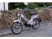 1984 Tomos A3 Moped for sale only covered 1850 Miles..Factory standard moped..