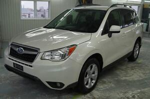 Subaru Forester 2.5i 2014 avec Groupe Commodité