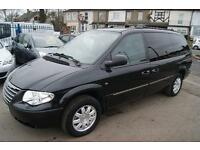 Chrysler Grand Voyager Limited (black) 2006