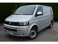 VOLKSWAGEN TRANSPORTER T32 TDI T5 140 PS VAN ELECTRIC PACK (silver) 2011
