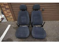 Land Rover Defender Heated seats
