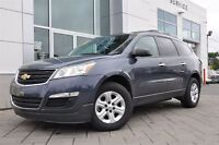 2013 Chevrolet Traverse LS 8 PASSAGERS!!! GARANTIE PROLONGÉE!!!