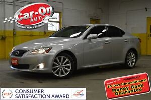 2009 Lexus IS 250 AWD SPORT PREMIUM