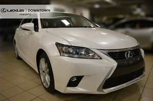 2015 Lexus CT 200h TOURING, LEATHER, SUNROOF, ALLOY WHEELS, HYBR