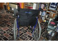 Wheelchair self propelled £60.00