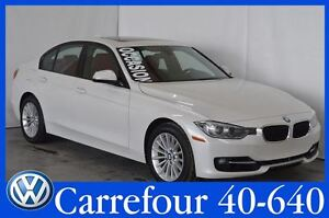 2014 BMW 328I xDrive Sport Package GPS+Cuir+Toit Ouvrant