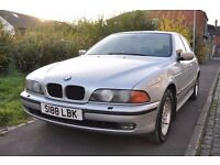 BMW 5 SERIES 2.5 523 SE 5DR PETROL AUTOMATIC (PART SERVICE HISTORY)