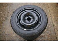 185/60 R15 Winter Wheels Peugeot 207 207SW Citroen C3