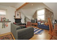 A charming top floor 2 bed conversion flat in Wimbledon. Merton Hall Road, SW19