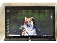 HP 4525 Probook win 10 15.6 screen,bluetooth,biometeric reader,fully operational
