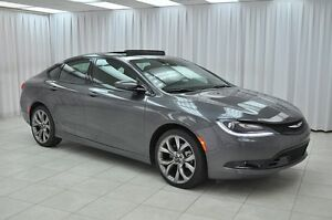 2016 Chrysler 200 200S V6 SEDAN w/ BLUETOOTH, HEATED/VENTILATED