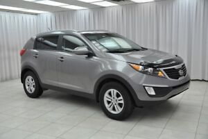 2012 Kia Sportage LX AWD SUV w/ BLUETOOTH, HEATED SEATS, USB/AUX