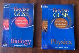 Revise GCSE two books