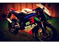 Rieju RS3 2015 like derbi aprilia rs50 RS 50 yamaha tzr