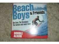 BEACH BOYS + FRIENDS DOUBLE ALBUM MUSIC CD
