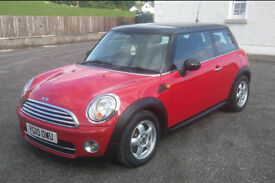 Mini Cooper D 2010 Long MOT Cheap £20 Tax
