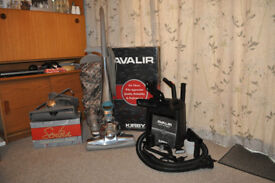 Kirby Avalir Vacuum cleaner with Sentra System