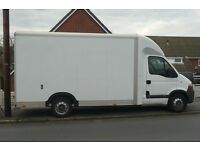 Man with LARGE VAN with TAIL LIFT Housemoves/Deliveries/Collections CHEAP RATES
