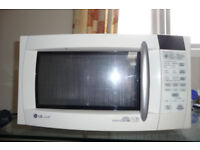 Microwave and grill - LG Wave Dom