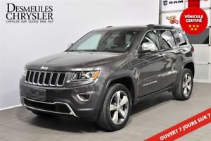 2016 Jeep Grand Cherokee LIMITED**TOIT**20 POUCES**
