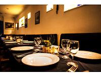 Kitchen Porter wanted for Greek Restaurant in Bayswater