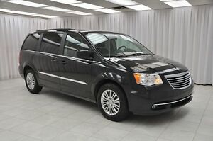 2015 Chrysler Town & Country 7PASS MINIVAN w/ LEATHER, BLUETOOTH