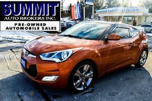 2012 Hyundai Veloster | Tech Package | NAVI | BACK-UP-CAMERA | C