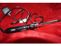 Brand New WAHL CURLING TONG Black