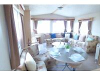 STATIC CARAVAN FOR SALE SITED HOLIDAY HOME ISLE OF WIGHT HAMPSHIRE SOUTH COAST IOW 8 BERTH