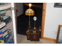 Steampunk lamp £120
