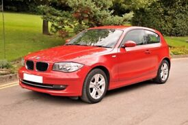 BMW 1 Series 2008 SE 118D low mileage