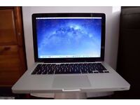 APPLE MACBOOK PRO INTEL CORE 2 DUO 2.53GHZ 4GB RAM 1TB HDD WIFI WEBCAM OS X