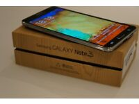 Samsung Galaxy Note 3 Brand new Condition boxed warranty