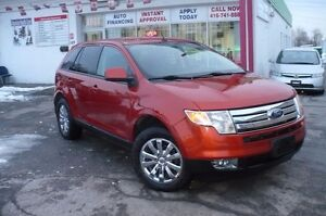 2007 Ford Edge SEL  LEATHER SEATS,DVD