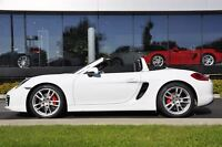 2014 Porsche Boxster S Pre-owned vehicle 2014 Porsche Boxster S&