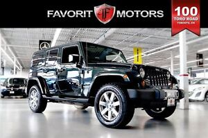 2012 Jeep WRANGLER UNLIMITED Sahara TRAIL RATED 4X4 | HARD/SOFT
