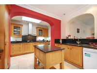 GRAND SEVEN BEDROOM HOUSE ON CARLTON ROAD OVERLOOKING LANDSCAPED GARDENS. MUST BE SEEN! £7990 PCM