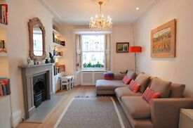 Absolutely immaculately designed two bedroom two bathroom with garden to rent !!!