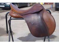 Bates GP saddle with Cair