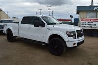 2013 Ford F-150 FX4 Fully Loaded With Aftermarket Uogrades