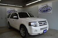 2010 Ford Expedition Limited>>Rear DVD, captain's chairs<<