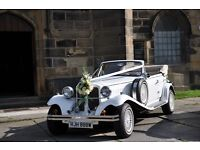 Beauford Tourer - Wedding Car
