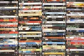 600 plus dvds all excellent condition
