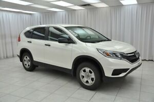 2016 Honda CR-V SE AWD SUV w/ BLUETOOTH, HEATED SEATS, USB/AUX P