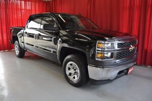 2015 Chevrolet Silverado 1500 LS CREW 4WD-One Owner!