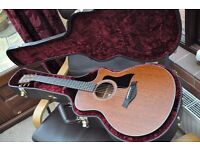 Taylor 326ce Acoustic Guitar - Expression System 2 - Deluxe Case - All Paperwork - New Price £1,850